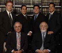 Saiontz, Kirk & Miles - Donald Saiontz, Harvey Kirk, Austin Kirk, Carl Saiontz, Eric Saiontz, Ryan Saiontz
